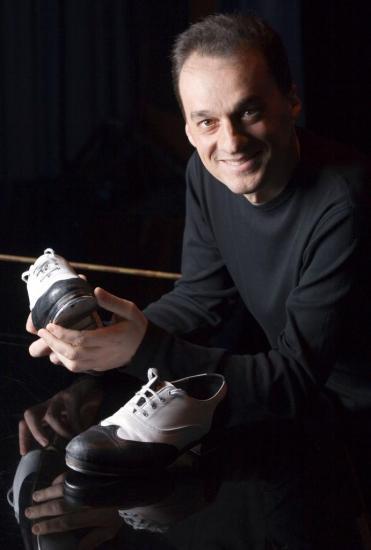 Portrait de    Fabien RUIZ  Photo de Didier Pallages